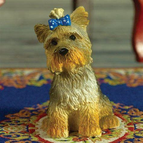 house yorkie puppy the dolls house emporium boo the terrier