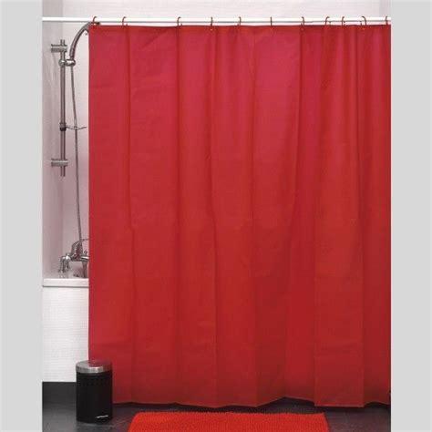 doccia tenda tenda doccia rosso accessori doccia vasca eminza