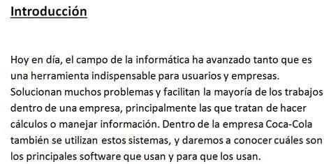 informe anual de la empresa coca cola repositorio de competencias sistemas inform 225 ticos en coca