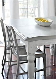Painted Kitchen Furniture by 25 Best Ideas About Painted Kitchen Tables On Pinterest