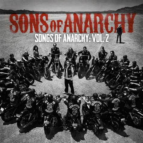 Sons Of Anarchy Giveaway - giveaway sons of anarchy songs of anarchy vol 2 my take on tv