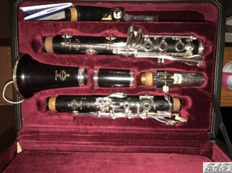 buffet cron e13 bb clarinet item mi 100952 for sale