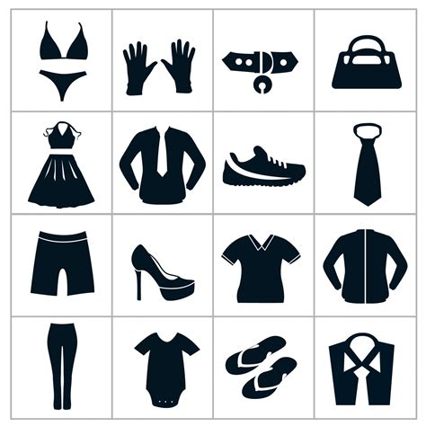 clothes vector design free download 13 free vector clothes icons images clothing clothing