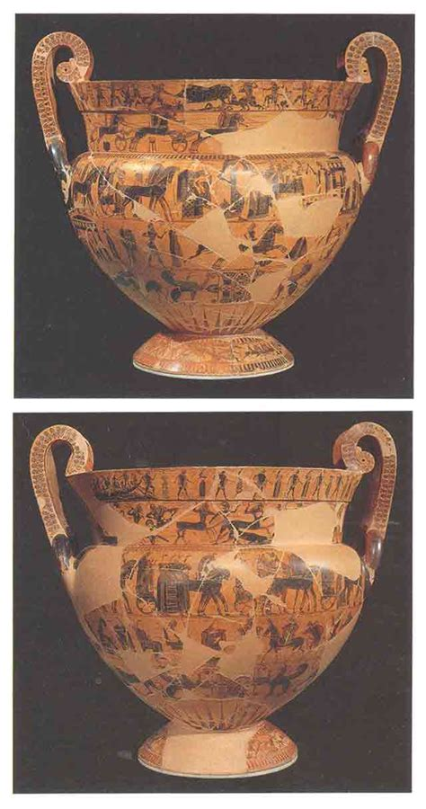 Francois Vase by Pin Hephaistos Picture At