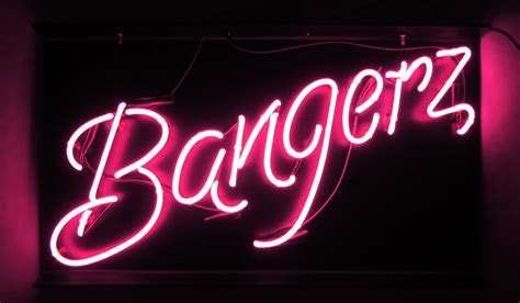 neon light signs custom custom neon signs bangerz neon sign