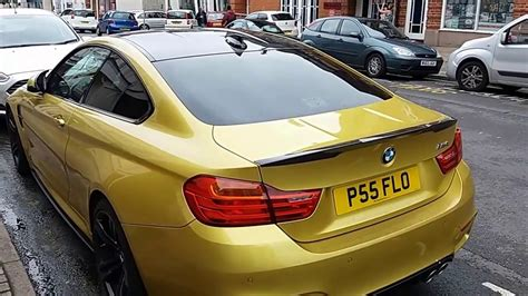 m4 colors bmw m4 gold color never seen a m4 like this
