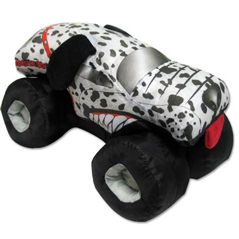 monster jam puff trucks monster mutt dalmatian puff truck