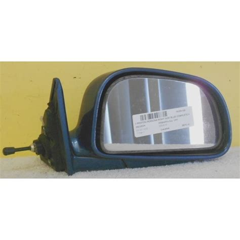 Cermin Side Mirror Persona proton persona 5dr hatch 5 95 gt 3 05 right side complete manual mirror blue