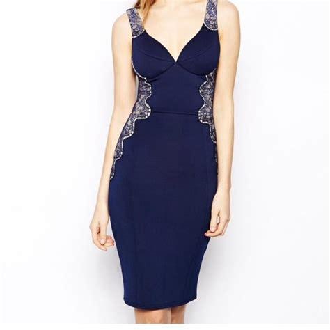 Bodycon Dress W7821uzi D Blue Navy 67 asos dresses skirts asos lipsy lace navy blue