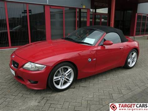 electric and cars manual 2006 bmw z4 m windshield wipe control bmw z4m m roadster 3 2l 343hp rhd for sale 2006 car and classic