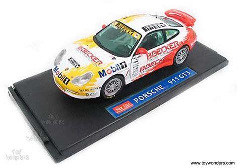 Diecast Sunstar 1 18 1291 Porsche 911 Gt3 Teldafax No 25 porsche 911 gt3 becker pirelli supercup by sun 1 18