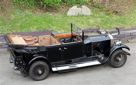 rolls royce hp pos barker cabriolet de ville ghj  sale car  classic