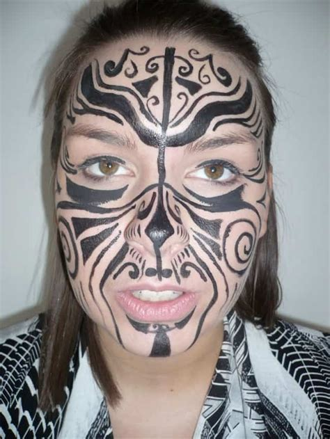 female maori tattoo designs 20 excellent maori designs for inspiration sheideas