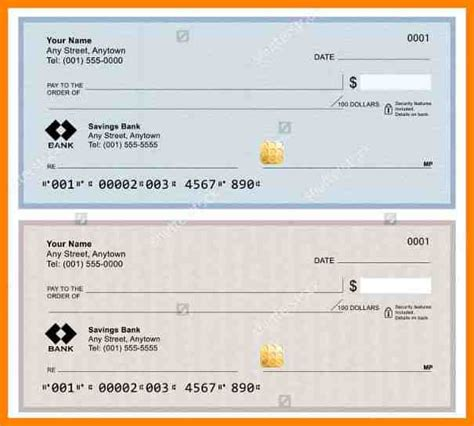 7 Blank Check Templates For Excel Dialysis Nurse Blank Check Templates For Excel