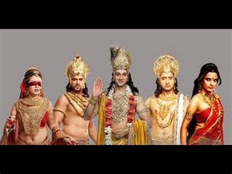 film mahabarata sankuni mati kecantikan shafaq naaz pemeran kunti dalam mahabharata