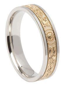 1000  images about Irish & Scottish Wedding Rings on Pinterest   Claddagh wedding ring, Wedding