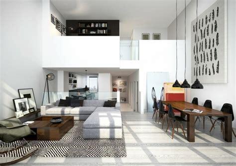 decoracion loft  ideas  especios maravillosos