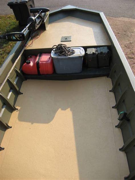 jon boat flooring mats roll on boat deck autos post