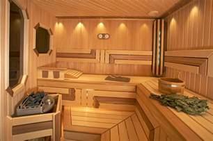 Wood Bench Kit 52 Dry Heat Home Sauna Designs Photos