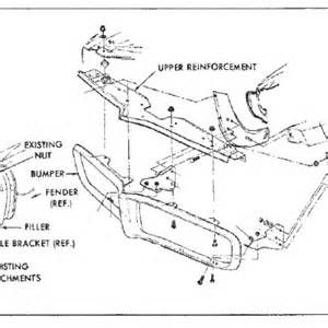 dodge charger front bumper diagram dodge free engine