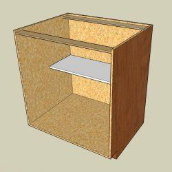 building kitchen cabinet boxes kitchen cabinet construction 101 learn before you buy