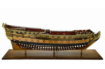 centurion boats charlotte boyne starboard broadside unknown royal museums