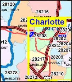 carolina zip code map free franklin carolina zip code