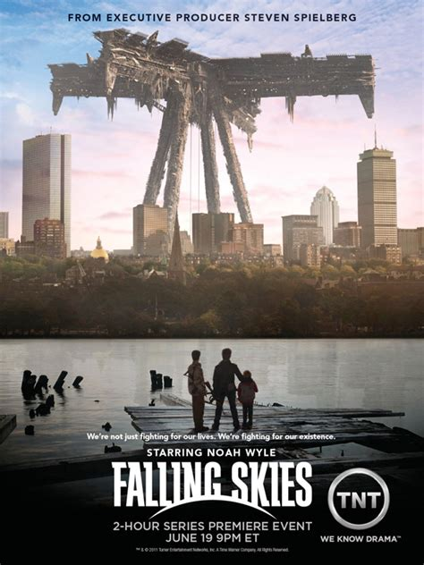 Falling Series falling skies serie tv 2011