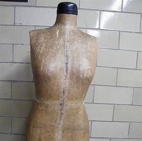 How To Make A Paper Mache Dress Form - size paper mache dress form fitting form mannequin