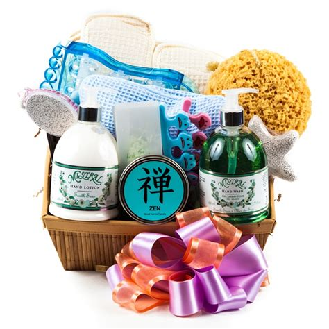 Spa Gifts - mistral premium spa gift basket