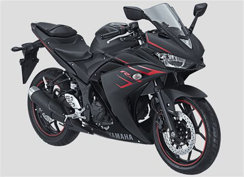 2017 yamaha yzf r25 in two new colours rm20 630