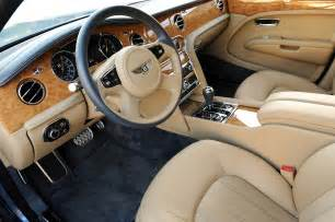 Bentley Mulsanne Interior Pictures 2012 Bentley Mulsanne Specification Car Auto Car Reviews