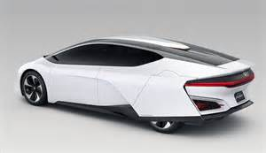 Future Honda Cars Honda Fcev Concept Teases 2015 Fuel Cell Car Slashgear