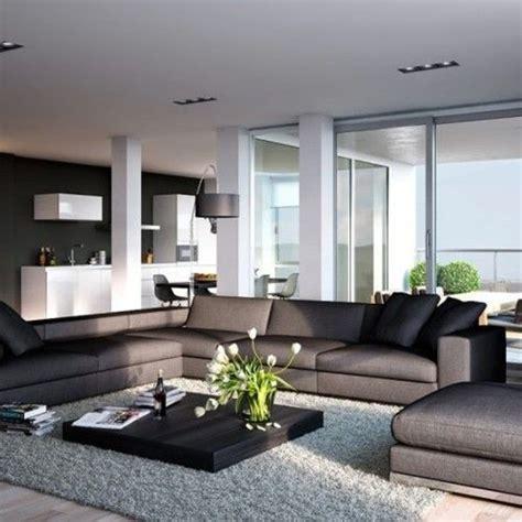estupendos disenos de salas modernas apartamento