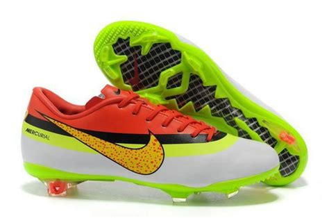 new football shoes nike cristiano ronaldo s new football boots nike mercurial