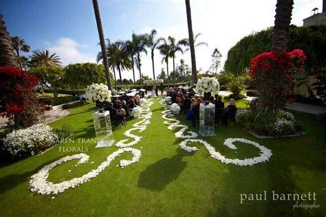 runner for backyard petal aisle runner for my wedding petal aisle petals and