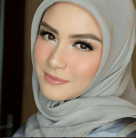 tutorial hijab makeup simple makeup with hijab tutorial and hijab makeup tips