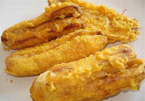 resep  membuat pisang goreng renyah  kriuk resep