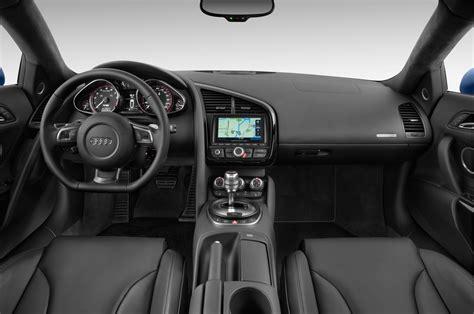 audi dashboard 2010 audi r8 v10 audi sport coupe review automobile