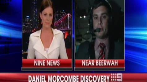 channel 9 news channel 9 s live crosses to daniel morcombe reporters from