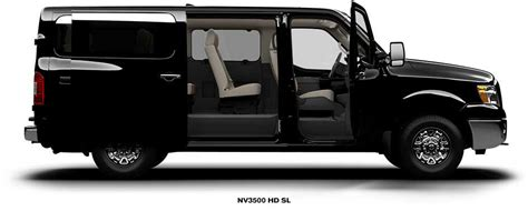 nissan nv2500 passenger nissan nv passenger van full size 2018 nv3500 nissan