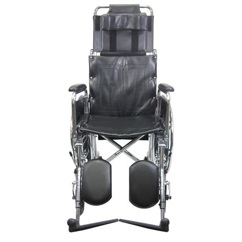 bariatric reclining wheelchair karman healthcare kn 880 reclining back wheelchair