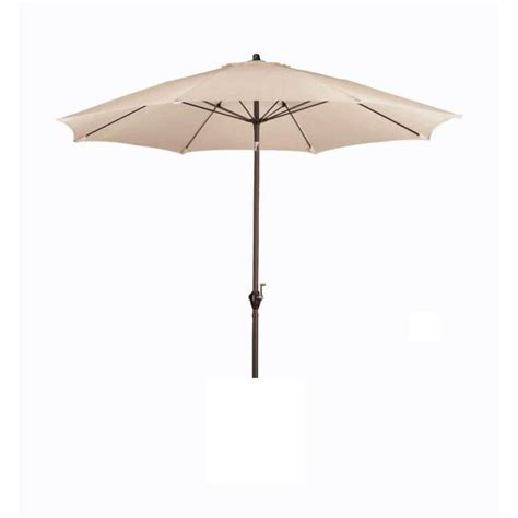 patio furniture with umbrella lowes shop company 9 ft patio umbrella at lowes