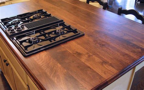 Kitchen Island Butcher Block Tops by Construction Styles For Custom Wood Countertops