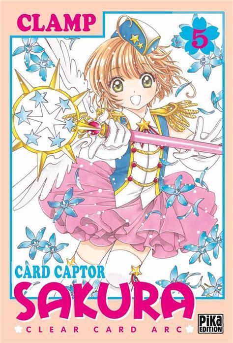 Card Captor Sakura Clear Card Arc 5 Tome 5