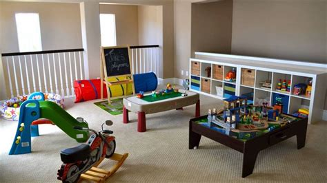 Keeps Secret Room Filled With Toys by Playroom Fantastic Ideas