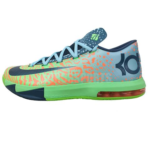 kd basketball shoes 2014 nike kd vi 6 liger animal kevin durant 2014 mens