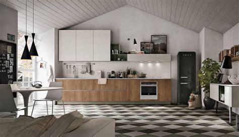 cucina senza frigo la cucina con il frigorifero freestanding un evergreen