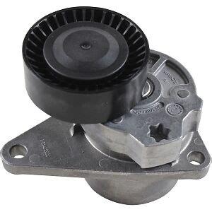 alternator power steering serpentine belt tensioner volvo   xc  ebay