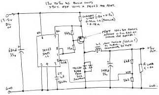 build a 12v to 5v dc high efficiency smps buck converter